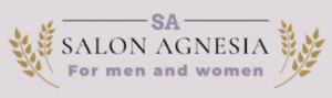 salon agnecia logo